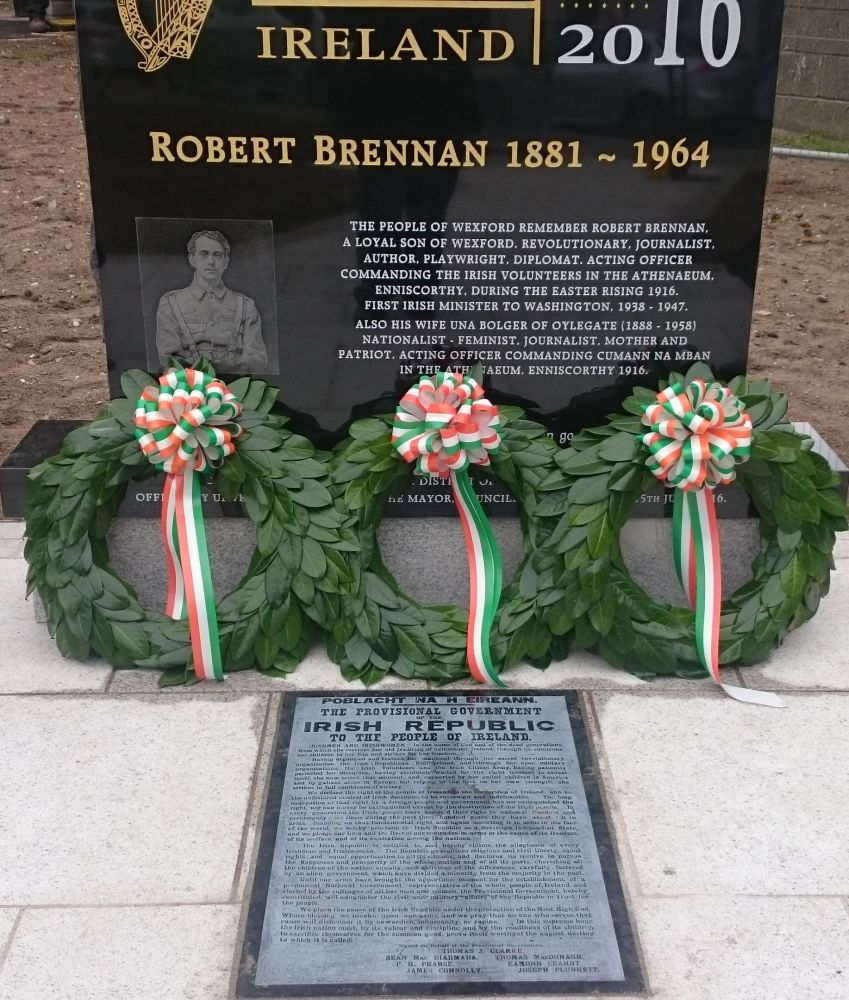 Robert Brennan Memorial