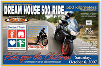 Dream House 500 Ride Poster