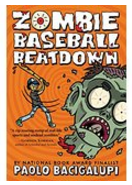 Zombie Baseball Beatdown book cover